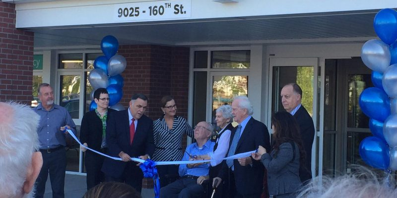 Harrison West Grand Opening